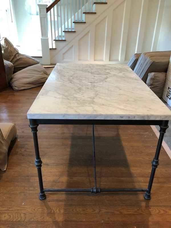 Crate and Barrel French Kitchen Table