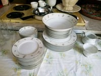 Fine China complete set New Bedford, 02745