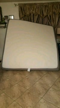 white and gray bed mattress 2276 mi