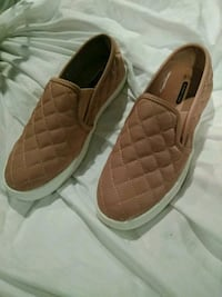pair of brown leather loafers Albuquerque, 87120