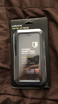 Lunatic Taktik Extreme case in box for 6+