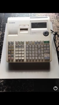 Casio Electronic Cash Register Toronto, M4M 3C6