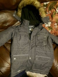Gusto winter jacket  good condition  badly worn Winnipeg
