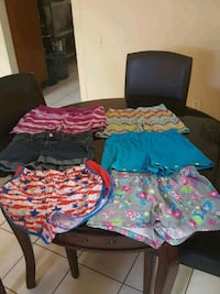 Girls shorts size 16 to 1 in juniors Moreno Valley, 92557