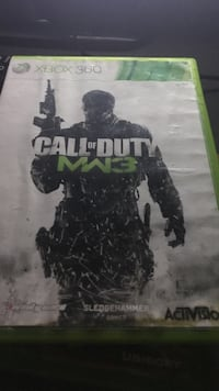 Call of duty mw3 xbox 360 game Bakersfield, 93312