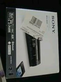 Sony car stereo new in box excellent