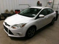 white Ford 5-door hatchback Cabot, 72023