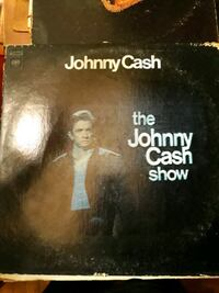 Johnny Cash - The Johnny Cash Show Vinyl Record LP