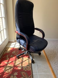 Leather desk chair Fairfax, 22030