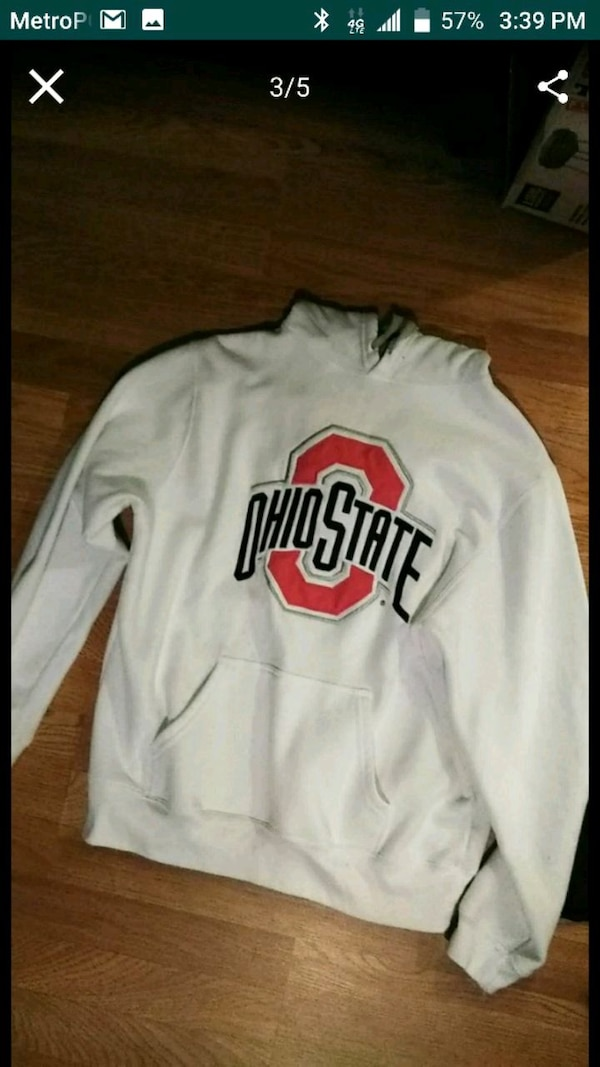 Used Brand new Ohio State sweatshirt for sale in Port St. Lucie - letgo 1863cf50d