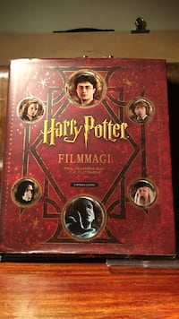 Harry Potter Filmmagi bok 6169 km