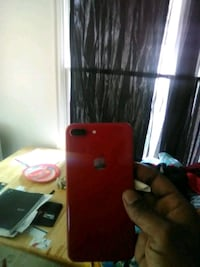 red and black iPhone case Centreville, 20121