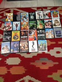 DVDS mint condition over 250 Mississauga, L5G 1K6
