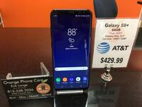 AT&T / Cricket samsung Galaxy S8+ Temple Terrace, 33617