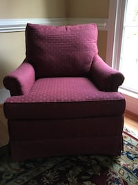 Used Red Arm Chairs For Sale In Raleigh Letgo
