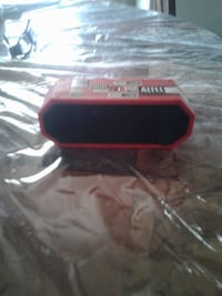 red and black Bluetooth  speaker Boise, 83713