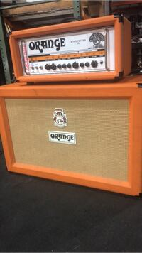 Orange guitar cab 2x12 Concord, 94521