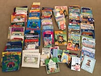 Large lot of young children's books North Potomac, 20878