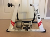 Travel Trac Comp Fluid Trainer w/ riser block Upper Marlboro, 20774