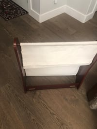 Kids Book Case...like new, $25 Edmonton, T6X 0Y4