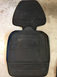 Car seat protection  Langley