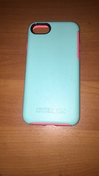 blue and pink Otterbox iPhone case Nanaimo, V9V 1H8