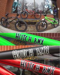 "BRAND NEW Hutch Knucklebone 20"" BMX @ Harvester Bikes  555 km"