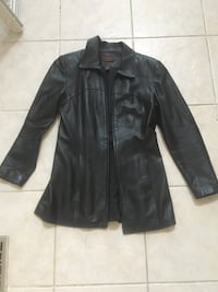 Genuine leather jacket / barely wore Pickering