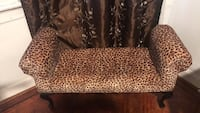 brown and black leopard print textile New York, 11204