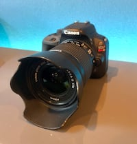 Canon SL1 (with accessories) Vancouver, 98685