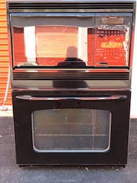 GE Comb Microwave/Oven