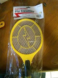 I have 45 electronic fly swatters new $2.50 each Hidalgo, 78557