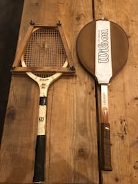 Vintage tennis racquets - $10 for both as a set Ellicott City, 21042