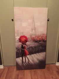 Large Canvas - REDUCED Prince Albert, S6V 2S7