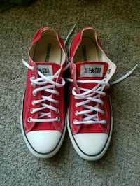 Red Converse All Star low-top sneakers Nashville, 37210