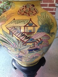Oriental Lamp - check out its beauty !!