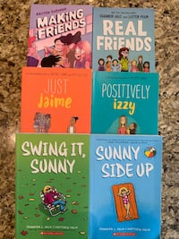 Grahpic Novel books for youth