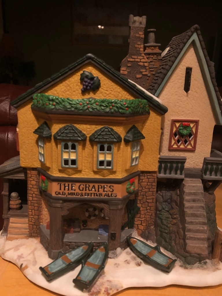 Photo Department 56 heritage Village collection. Dickens village series