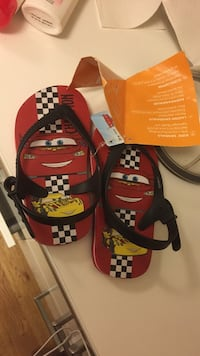 barns Disney Cars flip flops Huddinge, 141 45