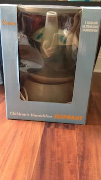Elephant Humidifier---