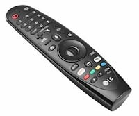 LG Magic Remote Only for LG Smart TV AN-MR18BA Toronto