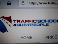 DMV and courts approved online traffic school Los Angeles