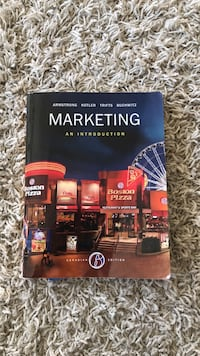 Introduction to marketing 6th edition