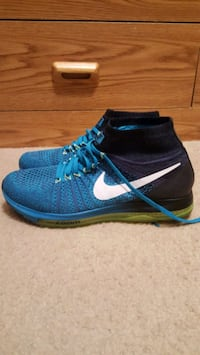 Nike Flyknit Zoom All Out Size 10 Pickering, L1V 1P7