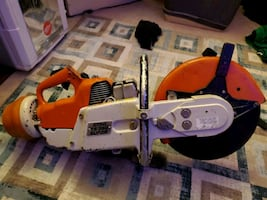 STIHL TS 350 SUPER SAW