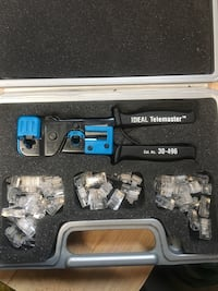 black and gray corded power tool Calgary, T2Y 2T4