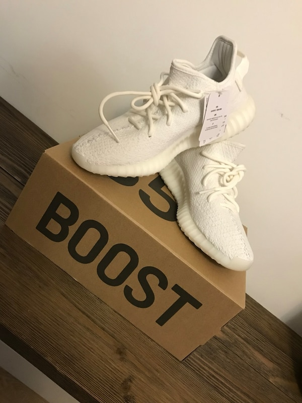 f30a67cae4704 Used Yeezy Boost 350 V2 Men 7.5 for sale in Vancouver - letgo