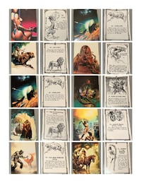 Boris Vallejo Trading Cards (1991)