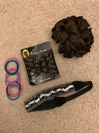 Multiple hair accessories  San Jose, 95134
