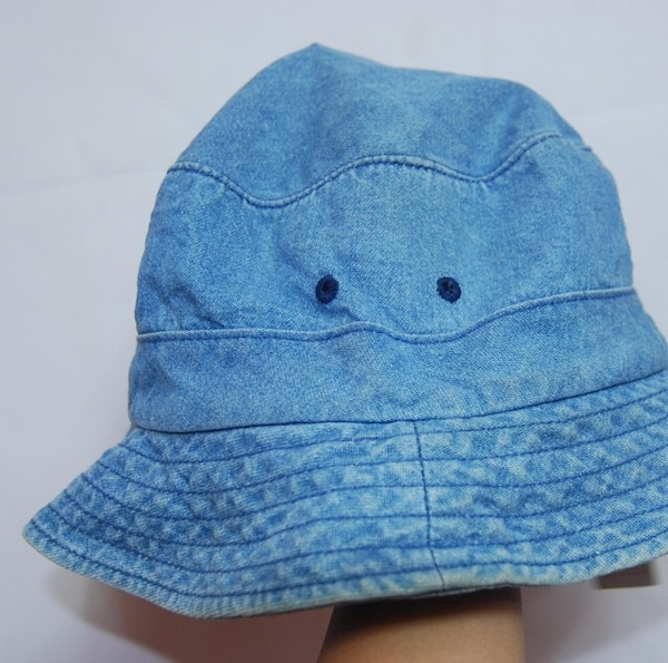 Used Supreme Crown Denim Bucket Hat BRAND NEW WITH TAGS for sale in ... dd23c6757f5a